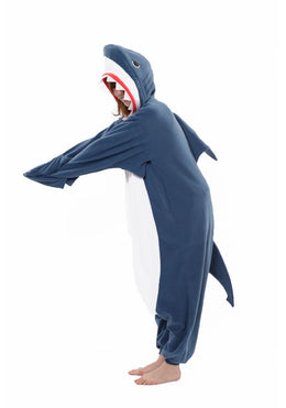Shark Onesie View 2