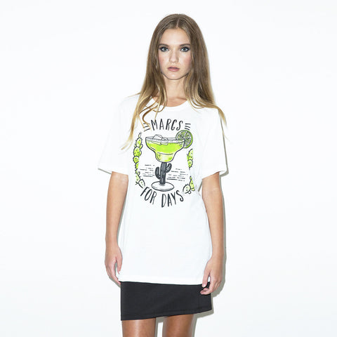 Margs for Days Tee