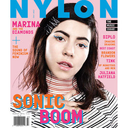 The Music Issue, Marina And the Diamonds July 2015