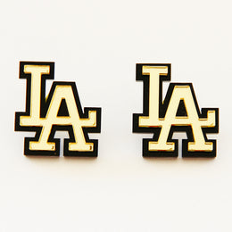 LA Stud Earrings