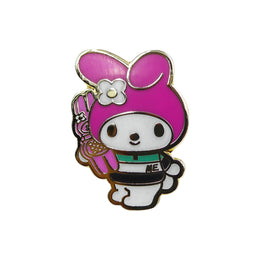 ME x My Melody Call Me Pin