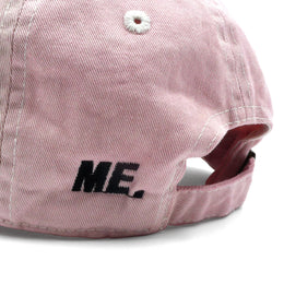 Woman is Power Hat in Blush pink View 2