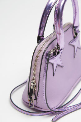 Shooting Star Minibag in Lilac View 2