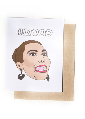 Current #Mood Card
