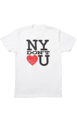 NY Don't Love You Boyfriend Tee