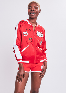 Hello Kitty Bomber Jacket