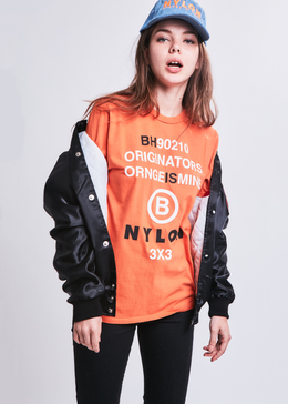 NYLON Magazine x OBB Collab Tee View 2