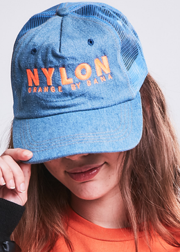 NYLON Magazine x OBB Collab Hat