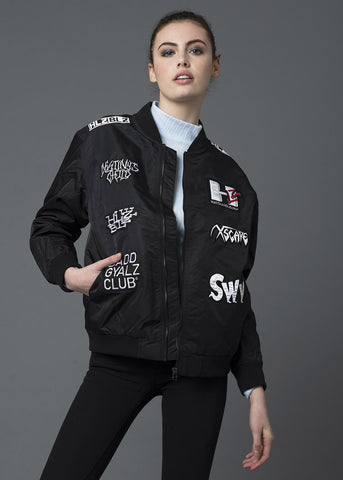 Rude Girl Bomber