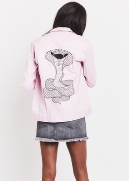 Mind Control Denim Jacket