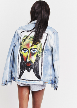 J. Piece Denim Jacket