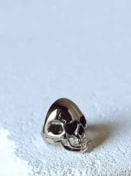 Outlaw Skull Ring View 2