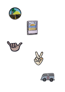 Peace Patch Set (5 Patches)