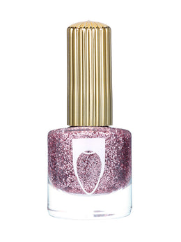 Pink Nugget Nail Polish View 2