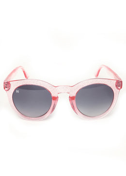 NYLON X Crap Eyewear Pink Sunglasses