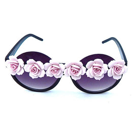 Pink Floral Sunnies View 2