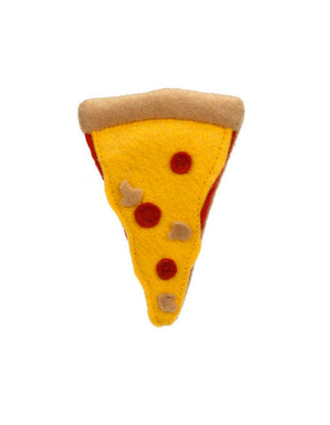 Plush Pizza Pin