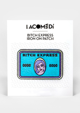 Bitch Express Patch