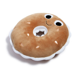 Bobby Bagel Food Plush View 2