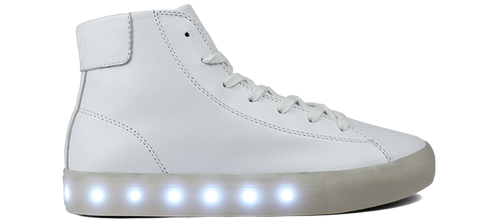 Fairmount Shoe in White