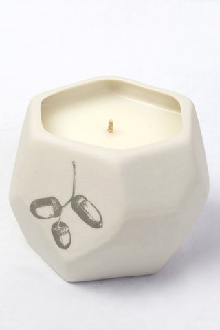 Joya Candle - Bois de rose & cedar leaf scented candle