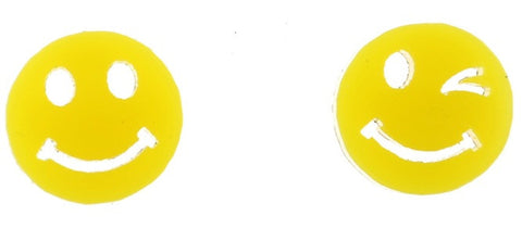 Vinca Smiley Earrings
