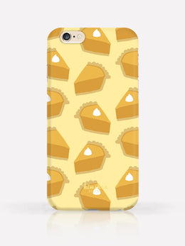 Slim Thanksgiving Pumpkin Pie iPhone 66s + Case