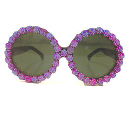 Holographic Flower Sunnies