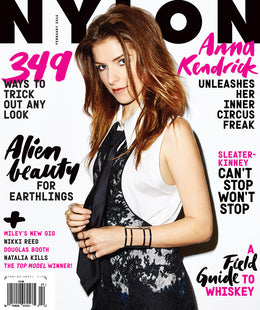 Anna Kendrick Feb 2015 Issue