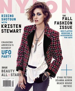 Kristen Stewart, September 2015 Issue