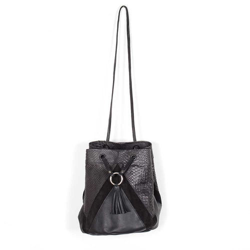 Aidan Bucket Bag