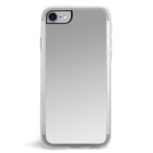 Silver Mirror iPhone 7 Case