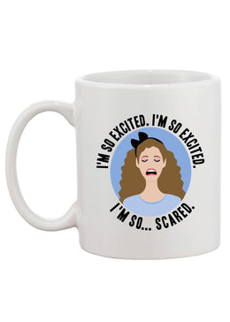 So Excited Coffee Mug