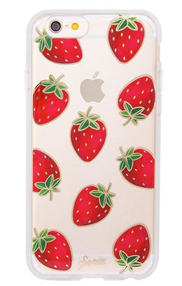 iPhone 6/6s Case in Strawberry