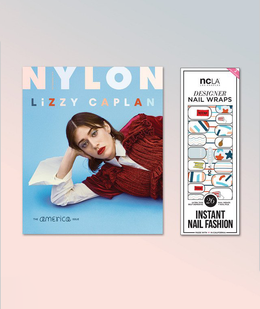 NYLON 1 Year Subscription + Free NYLON x NCLA Nail Wraps