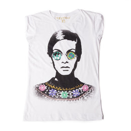 Trippy Twiggy Tee
