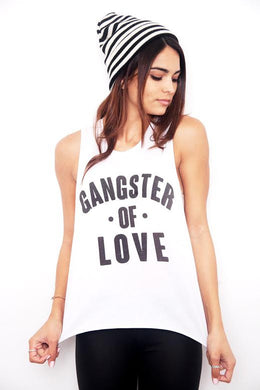 Gangster of Love Muscle Tank