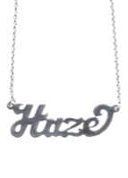 Haze Necklace View 2