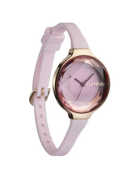 Pink Orchard Gem Mini Watch (BACKORDERED UNTIL JAN 30TH)