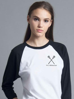 Van Der Woodsen Baseball Tee View 2