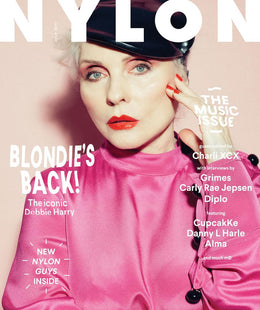 Debbie Harry, June July 2017 Issue