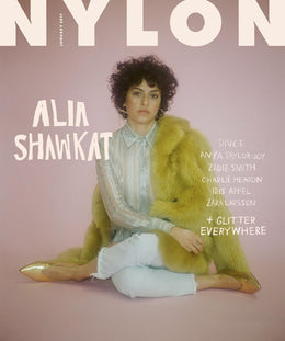 Alia Shawkat, December/January 2017 Issue