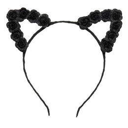 Black Meow Crown