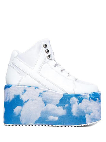 Qozmo Hi-Cloud Sneakers