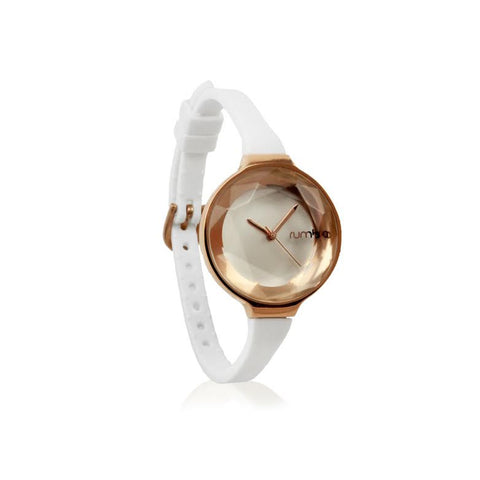 White Orchard Gem Mini Watch