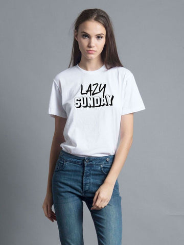 Lazy Sunday Tee