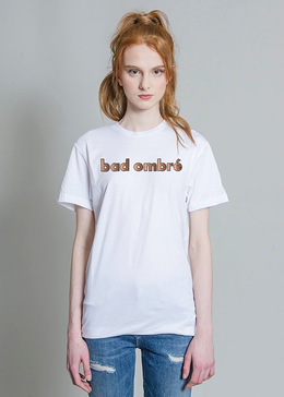 Bad Ombre Oversized Tee