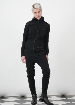 Distance Jumpsuit in Black