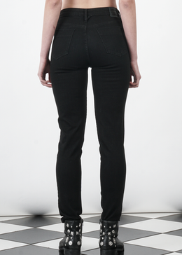 Ultra Vagabond High Waisgt Skinny in Layla View 2