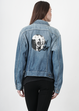 Moon Baby Denim Jacket